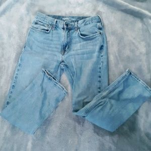 Old Navy Boy's Loose/Ample Jeans